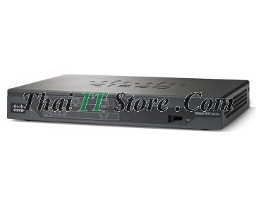 Cisco Router C881 Ethernet Security Router [C881-K9]
