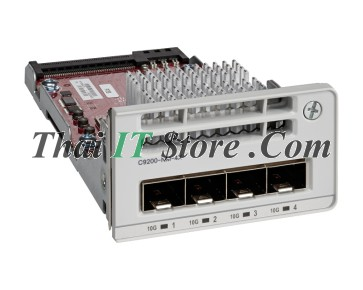 Catalyst 9200 4 x 10GE Network Module