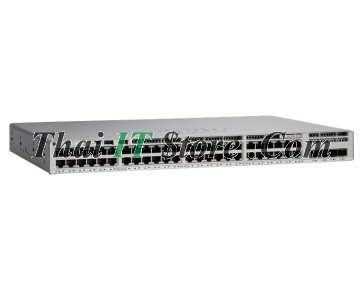 Catalyst 9200L 48-port PoE+ 4x10G uplink Switch, Network Advantage