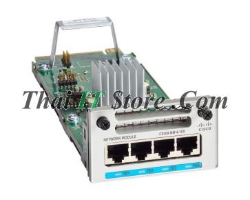 Catalyst 9300 4 x mGig Network Module