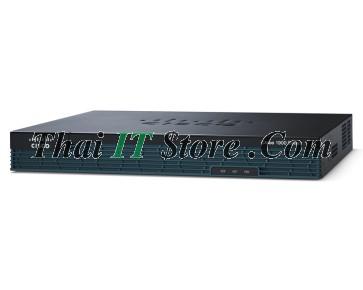 Cisco Router 1921 Security and T1 Bundle [CISCO1921-T1SEC/K9]