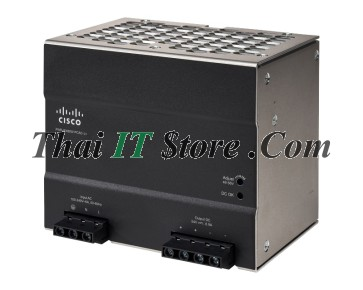 Cisco Industrial Din-Rail Power Supplies 480W AC to DC