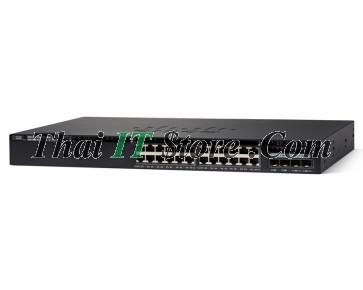 Cisco Catalyst 3650 24 Port PoE 4x1G Uplink IP Services [WS-C3650-24PS-E]