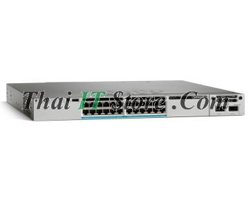 Cisco Catalyst 3850 24 mGig UPOE IP Services [WS-C3850-24XU-E]