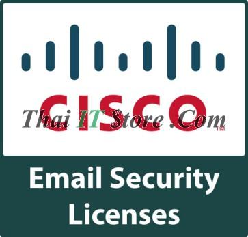 Cisco ESA Inbound Essentials Bundle 5 Year, 1000-1999 Users [ESA-ESI-5Y-S4]
