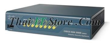 Cisco ASA 5505 Adaptive Security Appliance with 50 Users [ASA5505-50-BUN-K9] ราคาถูก