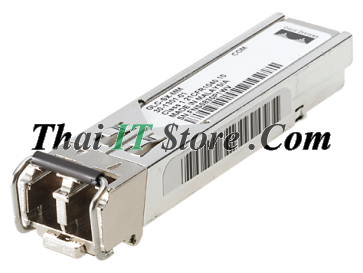 Cisco SFP 1000BASE-SX Up to 550m (Multi-Mode) [GLC-SX-MMD]