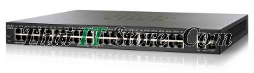 ขาย Cisco SMB SG200 50 Port Gigabit PoE [SLM2048PT-EU] ราคาถูก