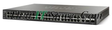 ขาย Cisco SMB SG500 52 Port Gigabit PoE [SG500-52P-K9-G5] ราคาถูก