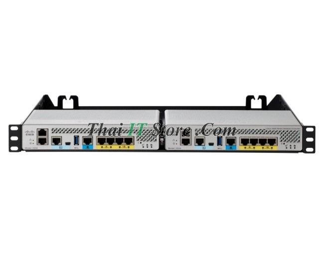 Cisco 3500 Wireless Controllers | AIR-CT3504-K9 Wireless Controller 3504, 0  AP License