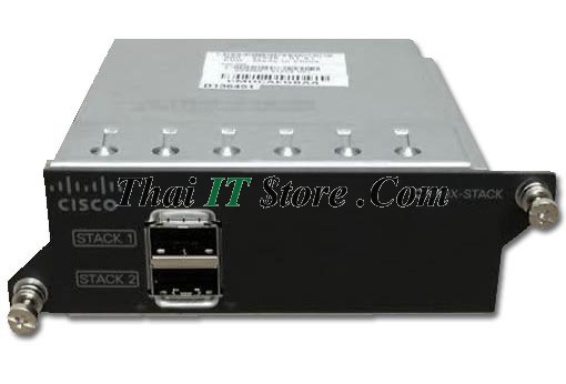 Cisco Catalyst 2960-X | C2960X-STACK Catalyst 2960X Stacking Module