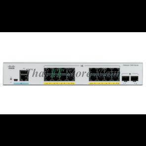 C1000-16P-2G-L 16x 10/100/1000 Ethernet PoE+ ports and 120W PoE budget, 2x 1G SFP uplinks