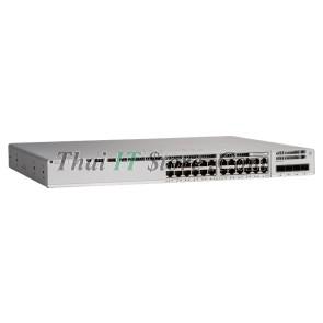 Catalyst 9200 24-port PoE+ Switch. Network Essentials