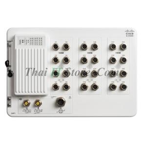 Catalyst IE3400 Heavy Duty, 24 FE M12 interfaces, Network Advantage