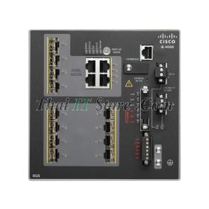 IE-4000 8 x SFP 1G, 4 x 1G Combo, LAN Base