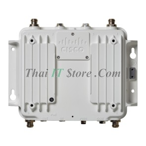 Industrial Wireless AP 3702, 4 RF ports on top/btm, S domain