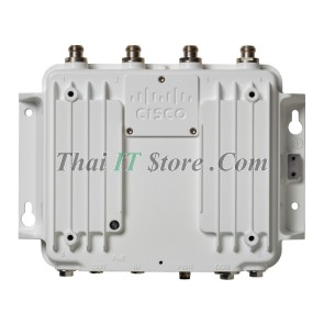 Industrial Wireless AP3702, 4 RF ports on top, S reg domain
