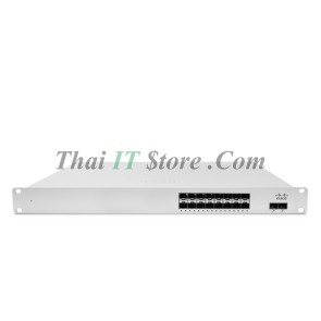 Meraki MS410-16 Cld-Mngd 16x GigE SFP Switch