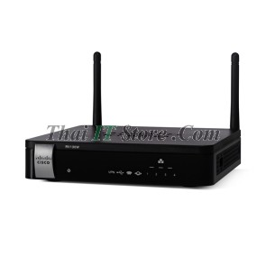 Cisco SMB RV130W Multifunction Wireless-N VPN Router [RV130W-E-K9-G5]