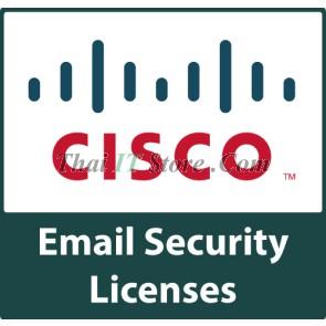 Cisco ESA Premium SW Bundle 5 Year, 1000-1999 Users [ESA-ESP-5Y-S4]