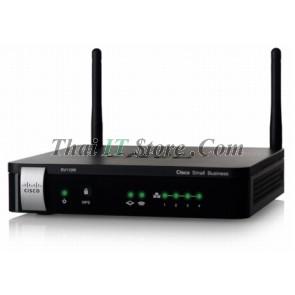 ขาย Cisco SMB RV110W Wireless-N VPN Firewall [RV110W-E-G5-K9] ราคาถูก