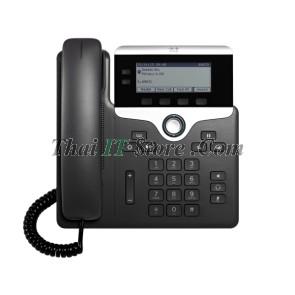 IP Phone 7821, Charcoal