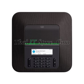 IP Conference Phone 8832 base in charcoal color for APAC