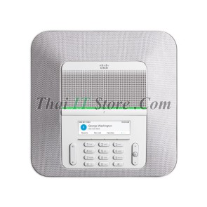 IP Conference Phone 8832 base in white color for APAC