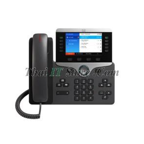 IP Phone 8861, Charcoal