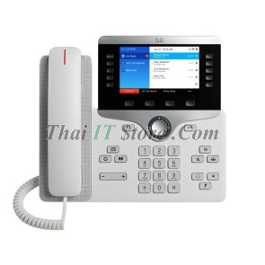 IP Phone 8861, White