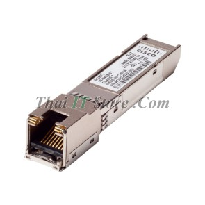 GLC-TE SFP 1000BASE-T, RJ-45 Copper, 100m Distance