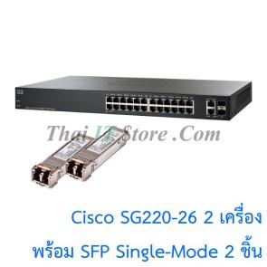 SG220-26+SFP-SMF-BUN
