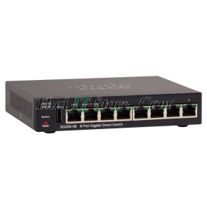 SG250-08 8 Port 10/100/1000