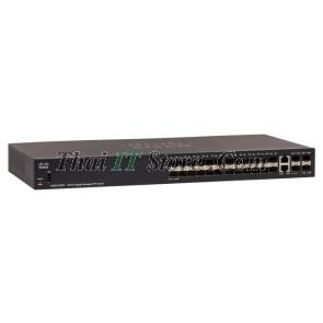 SG350-28SFP 24 Port 10/100/1000 SFP, 2x1G SFP/RJ-45